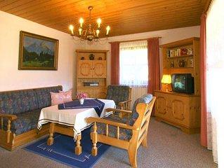 Ferienwohnung Nr. 4, 1 bis 4 Personen, 65 qm, 1 separates Schlafzimmer, Balkon