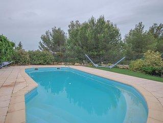 1 Zimmer Unterkunft in La Cadière D'Azur