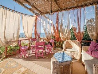 1 Zimmer Unterkunft in Torre dei Corsari (CA)
