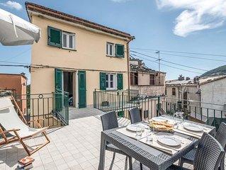 3 Zimmer Unterkunft in Villa Rovereto -GE-