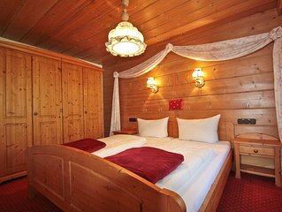 Ferienwohnung 'Talblick' (53qm), Balkon, Kochnische, 1 Schlaf- und 1 Wohn-/Schla