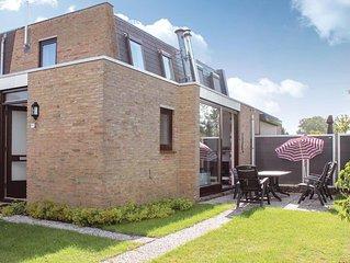 3 Zimmer Unterkunft in Nieuwvliet-Bad