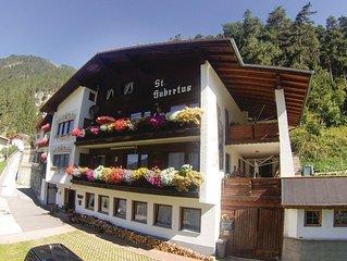 2 Zimmer Unterkunft in Schnann