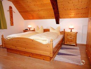 Ferienwohnung C3, 60qm, 2 Schlafzimmer, max. 3 Personen