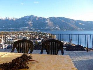Ferienwohnung Ascona für 4 - 7 Personen mit 2 Schlafzimmern - Ferienwohnung
