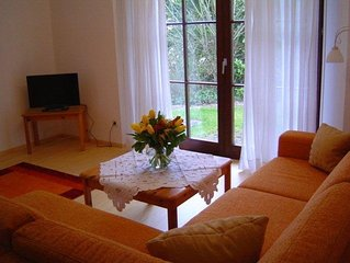 Ferienwohnung 56qm, 1 Schlafzimmer, max. 2 Personen