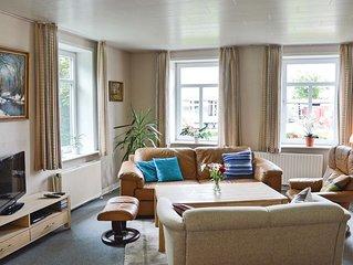 3 Zimmer Unterkunft in Bredebro