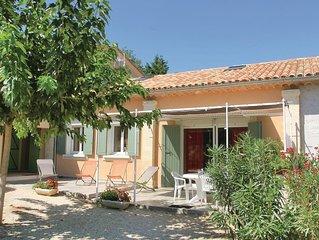 3 Zimmer Unterkunft in Roussillon