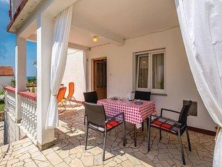 1 Zimmer Unterkunft in Crikvenica