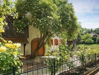 Winzerhaus, 60 qm mit Garten und 1 Schlafzimmer fur max. 2 Personen
