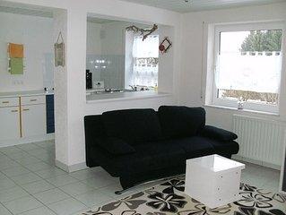 Ferienwohnung, 60 qm, 1 Schlafzimmer, max. 3 Personen