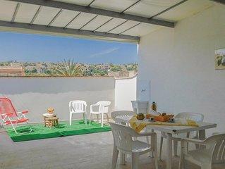 1 Zimmer Unterkunft in San Vito Lo Capo -TP-