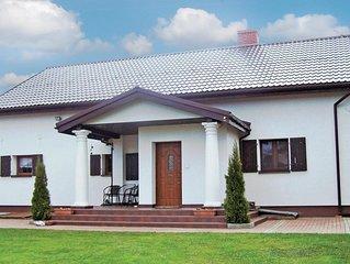 3 Zimmer Unterkunft in Slawno