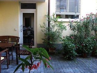 Ferienwohnung im alten Winzerhaus, 55qm, 1 Schlafzimmer, max. 4 Personen