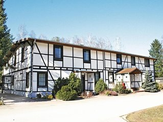 1 Zimmer Unterkunft in Faßberg/Heidesee