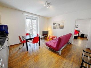 ZH Raspberry ll - Oerlikon HITrental Apartment