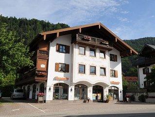 (9) Ein-Raum-Ferienwohnung 39qm, Dusche/WC, Küche, Balkon