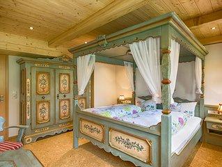 Ferienwohnung Schwarzwaldstube, 70qm, 2 Schlafzimmer, max. 4 Personen