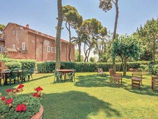 3 Zimmer Unterkunft in Santa Marinella -RM-