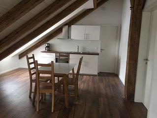 Zwei-Zimmer-Appartement in der westlichen Altstadt Regensburgs