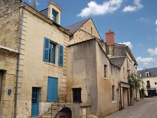 1 Zimmer Unterkunft in Fontevraud L'Abbaye