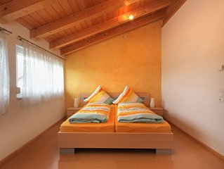 Ferienwohnung mit 60 qm, 2 Schlafzimmer fur max. 3 Personen