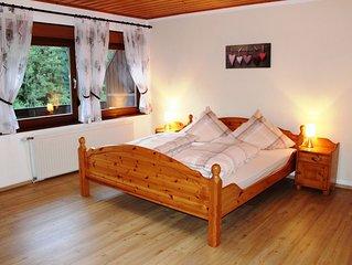 Ferienwohnung 1 mit 40 qm, 1 Schlafzimmer, für maximal 3 Personen