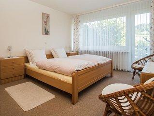 Ferienwohnung, 90qm, 2 Schlafzimmer, max. 4 Personen