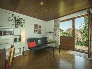 Spiegel's Ferienbungalow, 45qm, 1 Schlafzimmer, max. 3 Personen