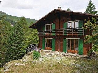 5 Zimmer Unterkunft in Zinal