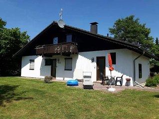 Ferienwohnung Frielendorf für 1 - 2 Personen mit 1 Schlafzimmer - Ferienwohnung