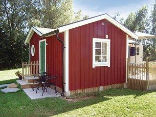1 Zimmer Unterkunft in Sjotofta