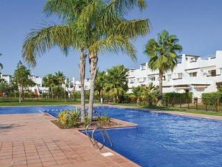3 Zimmer Unterkunft in Alhama de Murcia