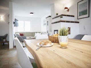Ferienhaus, 180qm, 5 Schlafzimmer, 3 Badezimmer, max. 10 Personen