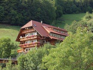 Ehrenmättlehof: Ferienwohnung E02, 85qm, 2 Schlafzimmer, max. 5 Personen