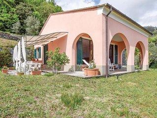 2 Zimmer Unterkunft in Bonassola