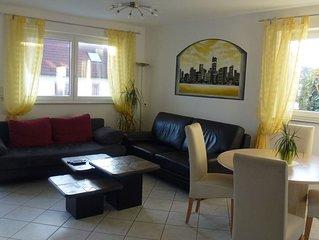 Wohnung 1: 3,5-Zimmer **** Ferienwohnung mit Sudbalkon
