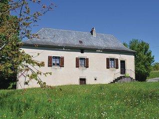 2 Zimmer Unterkunft in Le Bouyssou