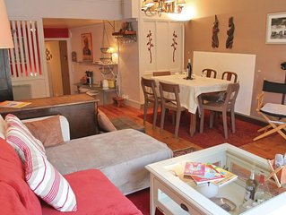 2 Zimmer Unterkunft in St Bonnet en Champsaur