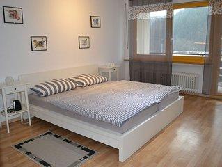 Panoramablick, 143 qm, Balkon, 4 Schlafzimmer, max. 8 Personen