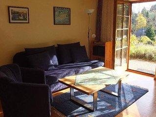Ferienwohnung Gartengeschoss, 40qm, 1 Schlafzimmer