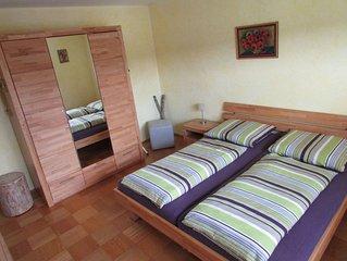 Ferienwohnung 68qm, 1 Schlafzimmer, max. 2 Personen
