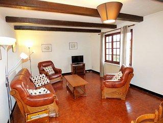 Villa 3 chambres, tout équipée, au calme