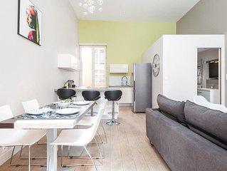 Appartement paisible et moderne - Lyon Centre