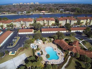 Charming DIRECT INTRACOASTAL WATERWAY condo at Canopy Walk #813 !!