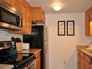 RMR: Conveniently Located 1 Bedroom Condo in Teton Village + Free Fun!