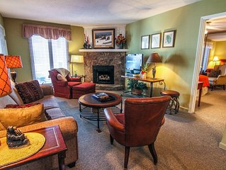 Bear Pause - 2br 2 ba Condo - Walk to Downtown Blowing Rock - Two Master Suites