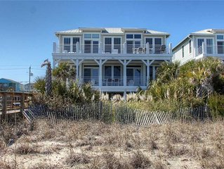 Doublewood B: 4 BR / 3 BA duplex - 1 side in Kure Beach, Sleeps 12