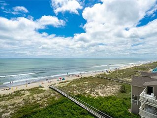 Pelican Watch 607: 3 BR / 2 BA condo in Carolina Beach, Sleeps 8