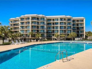 Captains Quarters D53: 3 BR / 3 BA condo in Pawleys Island, Sleeps 6